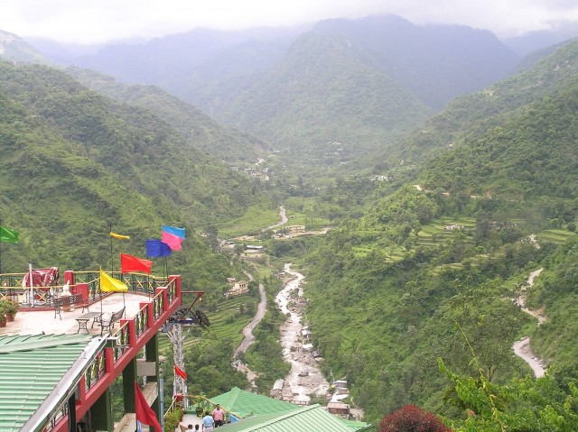 A View Of Dun Valley
