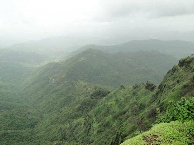 Beautiful Sahyadri Hills