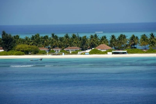 Resort At Kadmat Island, Lakshadweep
