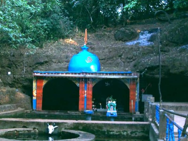 Temple at Amboli