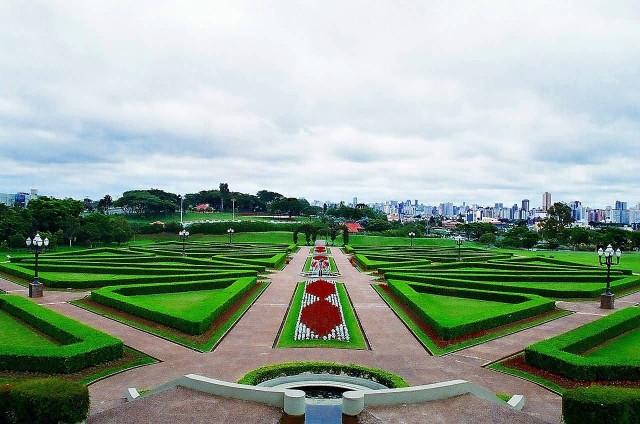 Jardim Botanical Garden