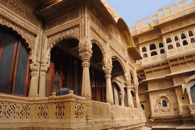 Jaisalmer Fort And Palace