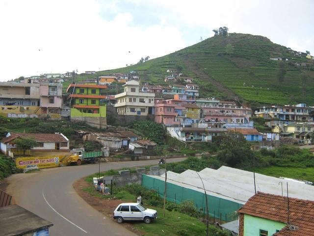 Kotagiri Conoor Road