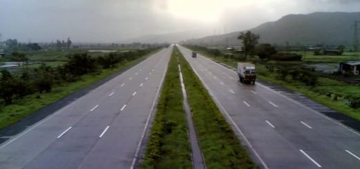 Mumbai Pune Highway