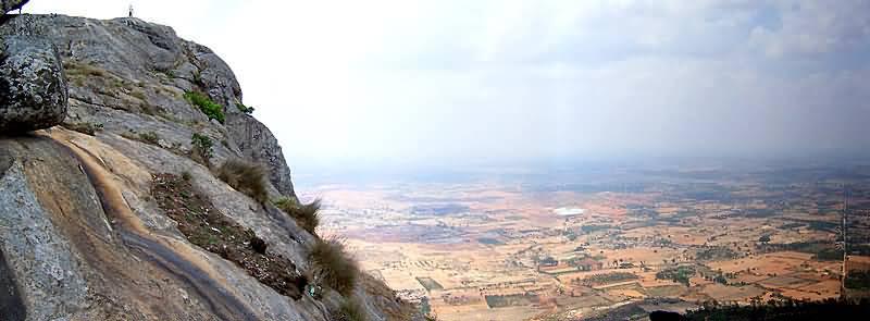 Nandi Hills Cliff