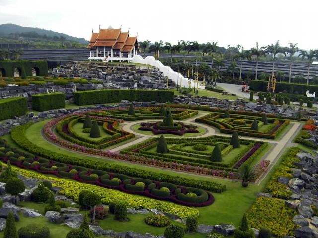 Suan Nong Nooch Garden