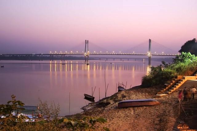 New Yamuna Bridge