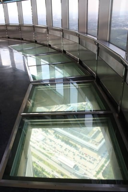Ostankino Glass Floor
