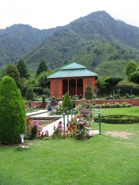 Nishat Mughal Garden