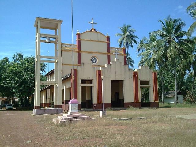 St. Mary's Syrian Cathedral Brahmavar