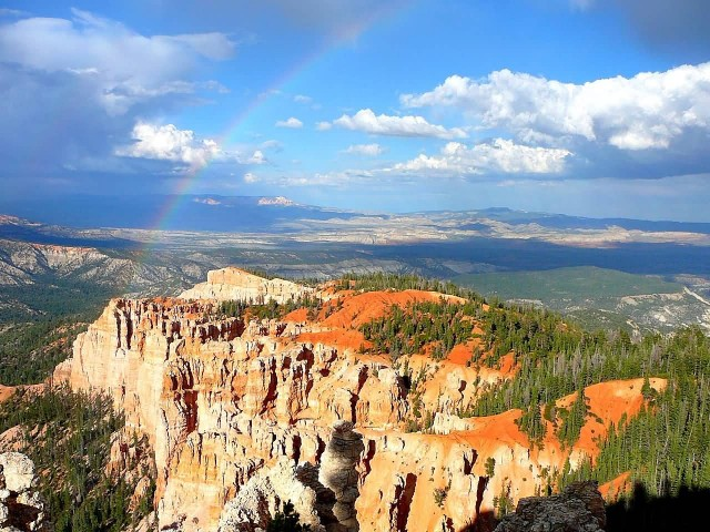Bryce Canyon Rainbow Point
