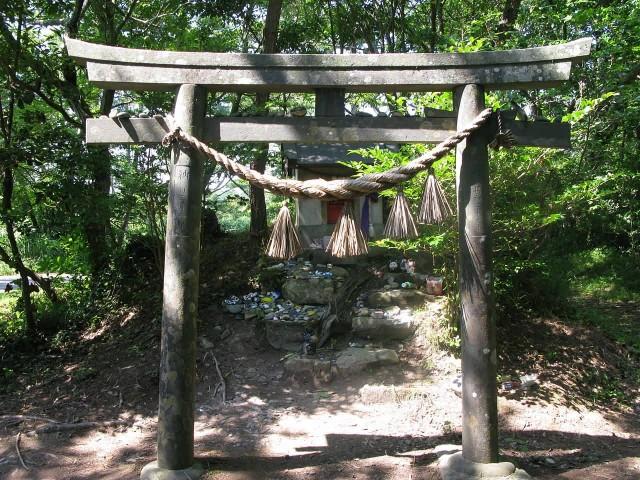 Neko Jinja Shrine