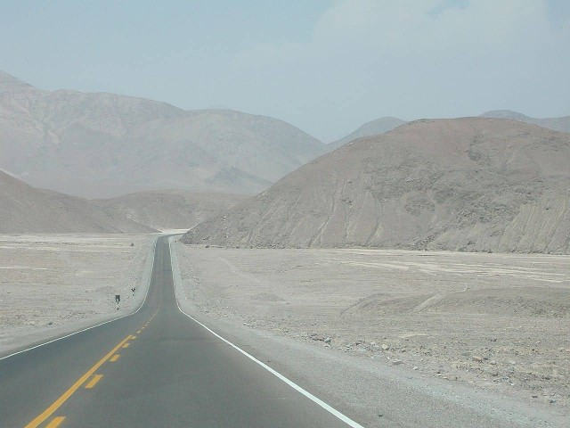 The Pan American Highway