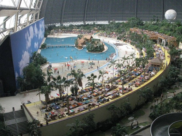 Tropical Islands Resort