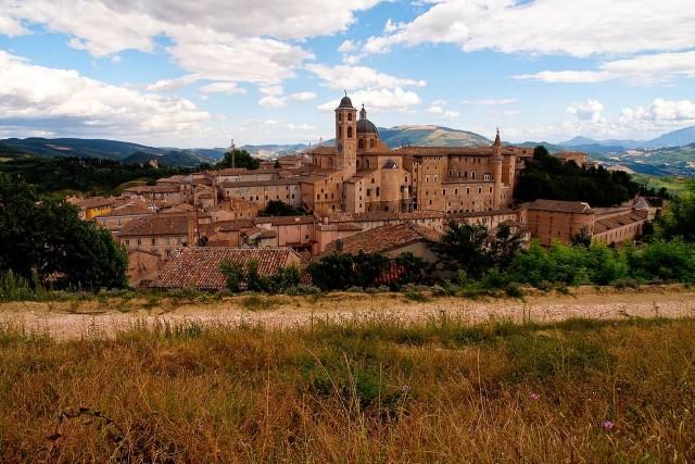 Urbino Vista Paese