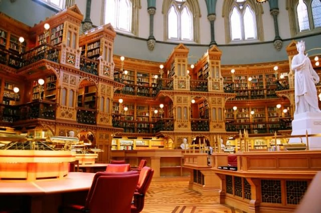 Library of Parliament Reading Room