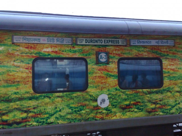 Sealdah Duronto Express