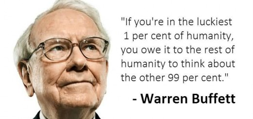 2nd Richest American Warren Buffet Clinton