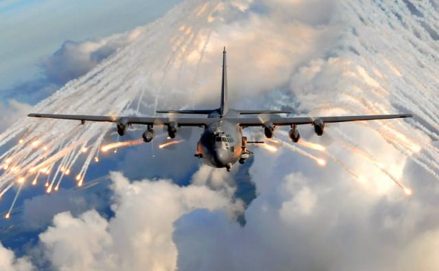 Lockheed AC-130 Spectre Gunship