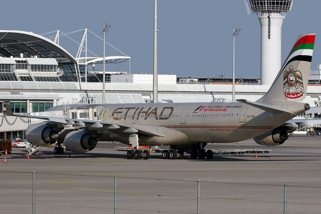 Airbus Etihad Airways