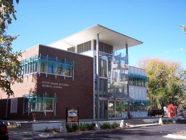 Anu Medical School Building