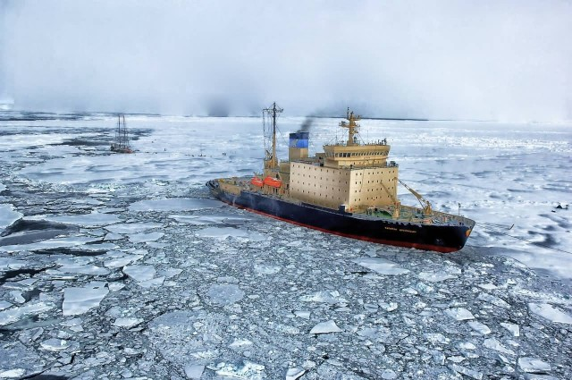 Arctic Sea Ocean Water, Antarctica