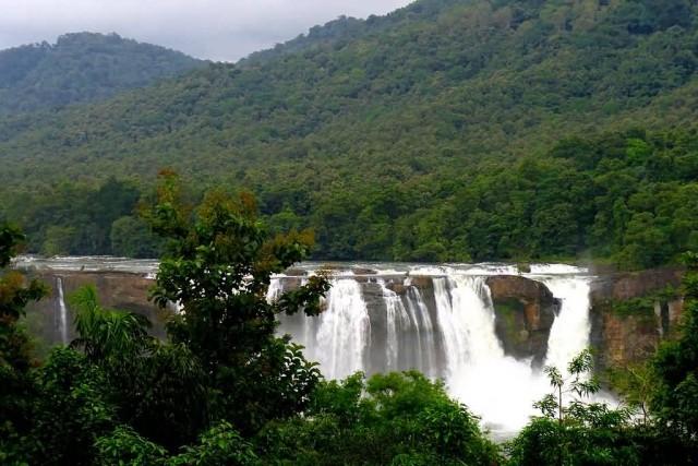 Athirappalli Waterfalls