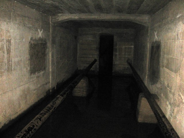Basement Of Lawang Sewu 2011