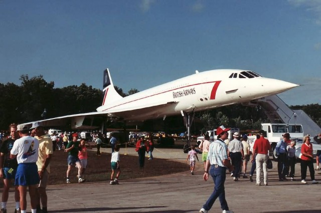 British Airways Concord