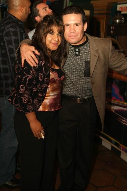 Cesar Chavez Y Lulu