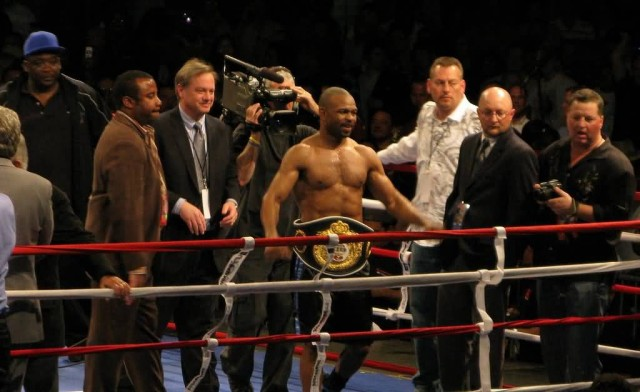 Champion Roy Jones Jr