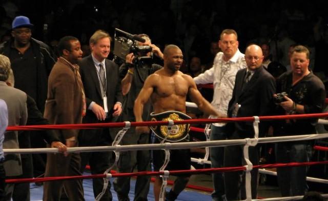 Champion Roy Jones Jr