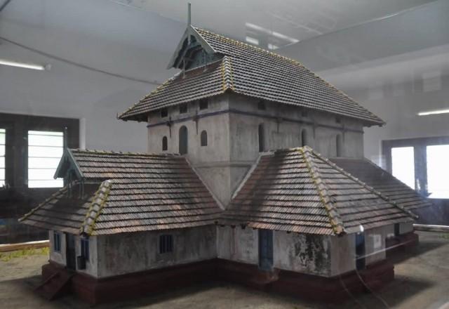 Cheraman Juma Masjid Old