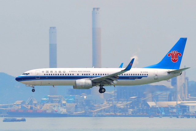 China Southern Airlines Boeing