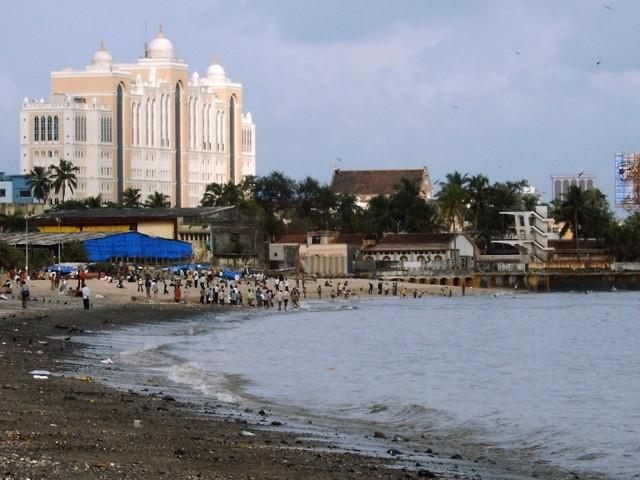 Chowpatti Beach