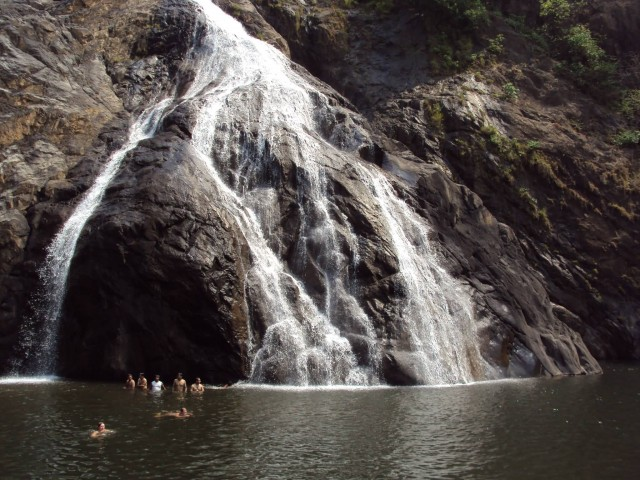 Dudhsagar The Milky Waterfall Goa