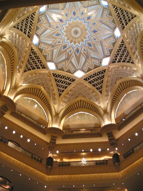 Emirates Palace Interior