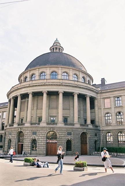 ETH Dome