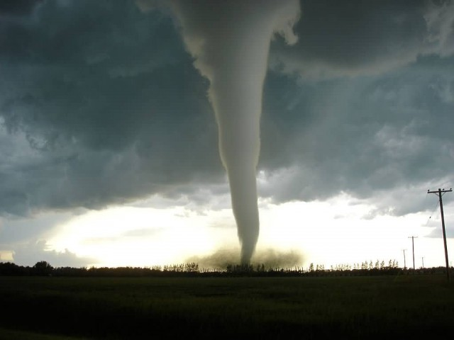 Tornado Elie Manitoba