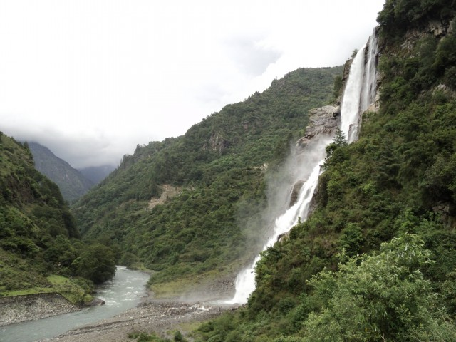 Falls In Tawang
