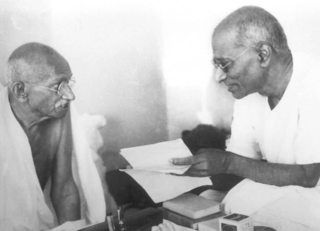 Gandhiji  And Rajagopalachari