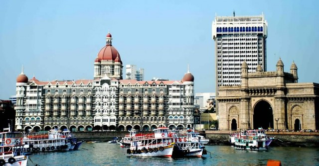 Gateway Of India Taj