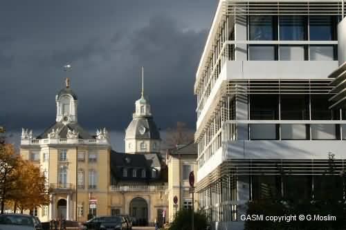 GM Karlsruhe Schloss University