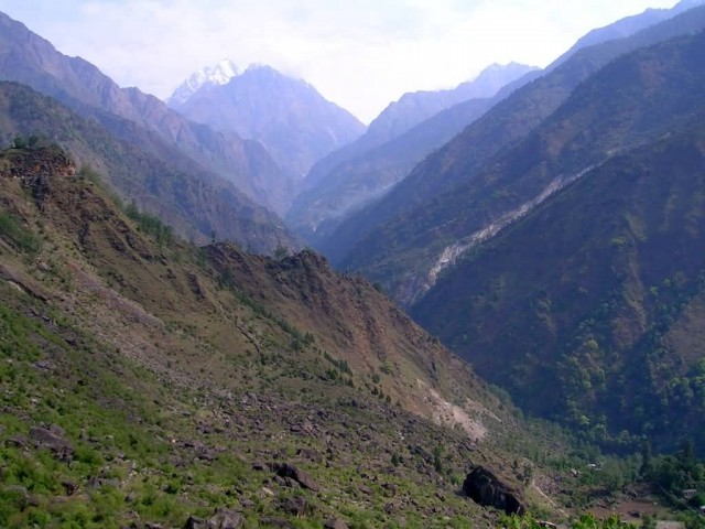 Munsiyari Gori Valley