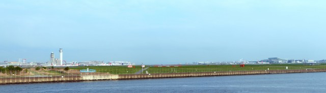 Haneda Domestic And International Terminals