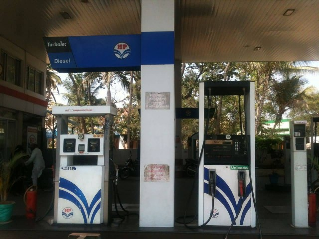 Hindustan Ptroleum Fuel Pump