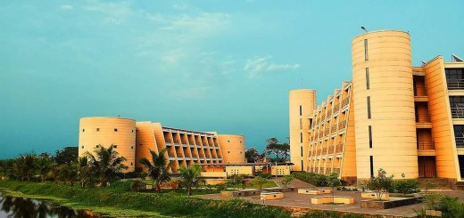 IIM Calcutta New Executive Hostel