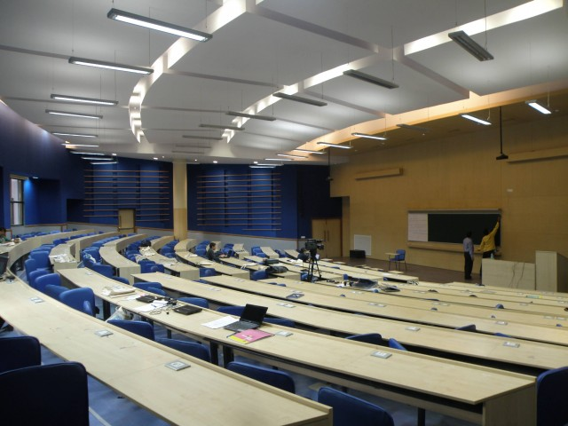 IITB Llarge Hall In Lecture Hall Complex