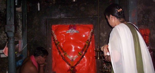 Lenyadri Ganesha