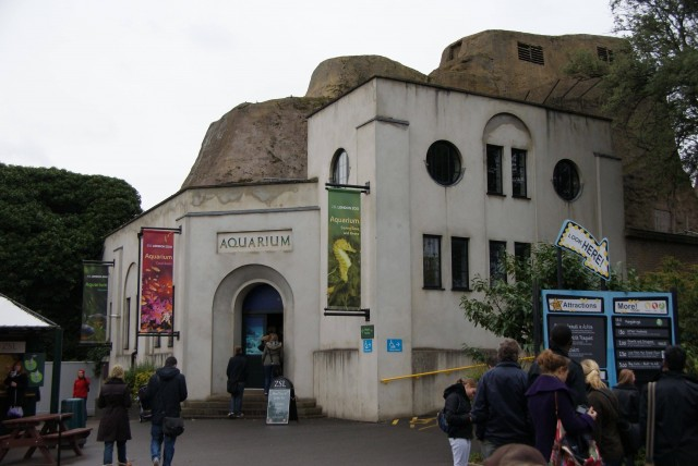 London Zoo Aquarium
